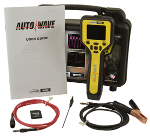 7500 Auto Wave Automotive Voltage / Signal Waveform Viewer