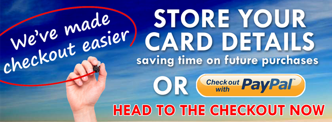 Store Your Card Details