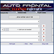 Auto Frontal Software
