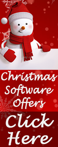 Christmas Software Offers