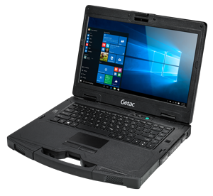 Getac S410 Semi Rugged Notebook