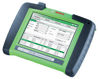 Bosch KTS340 Diagnostic Tester