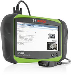 Bosch KTS350 Diagnostic Tester