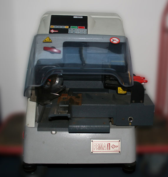 Silca Prima Key Machine