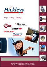 Keys and Key Cutting Equipment Brochure