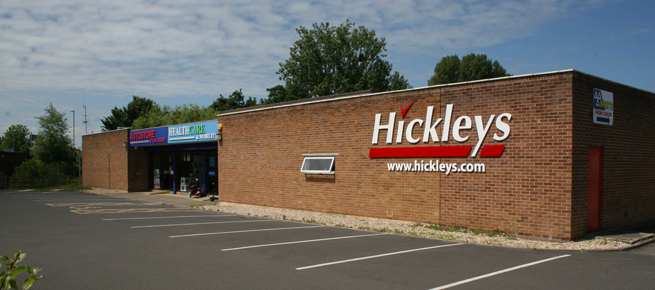 Our Taunton Store